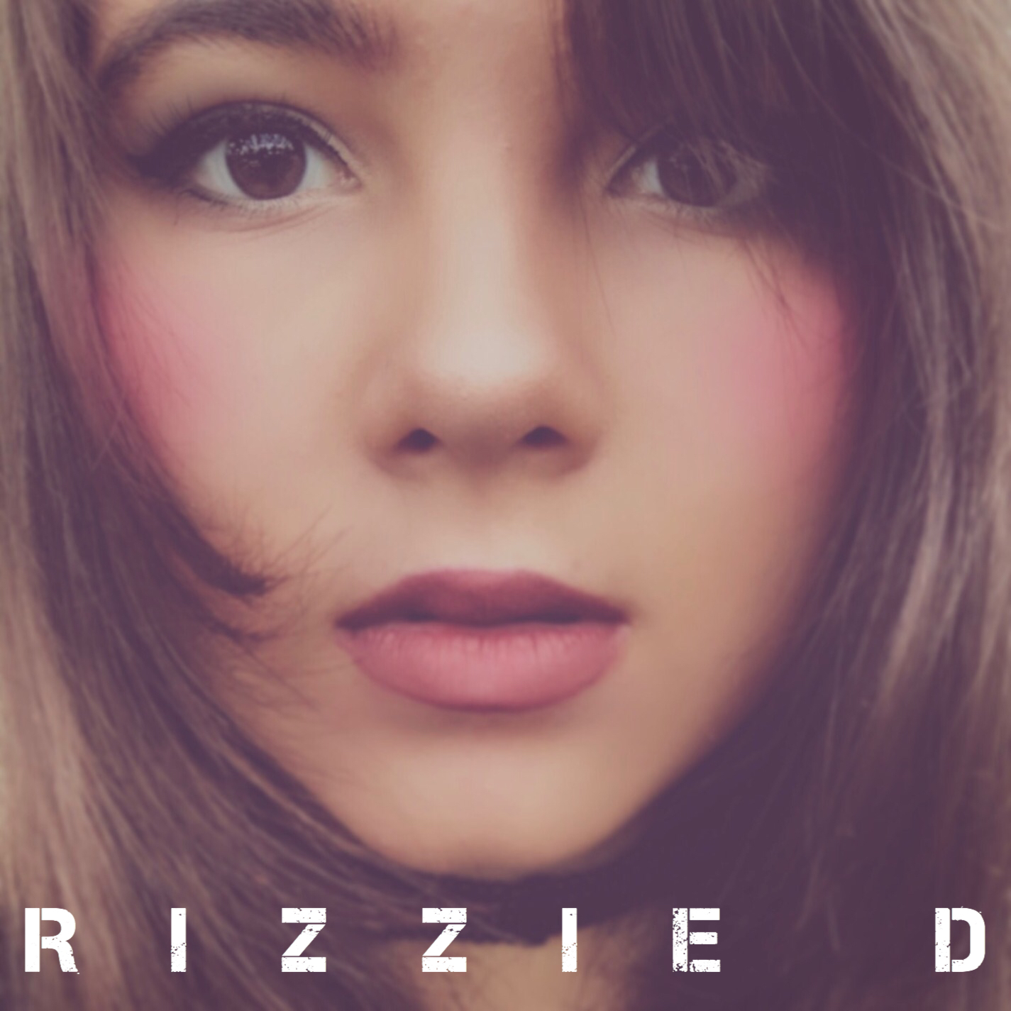 One of junior Darina Miroedova's album covers. Miroedova amassed a large online following by doing karaoke, and is now beginning to get into songwriting.