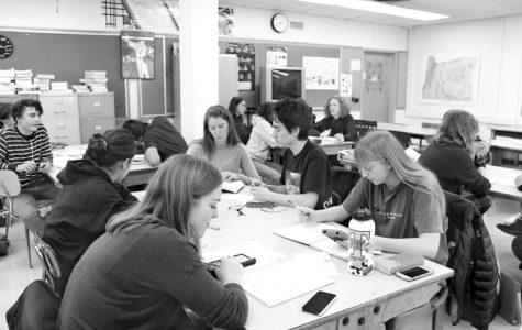 Gender disparity in classes raises concerns