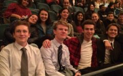 Cardinal Times staff attends Joe Biden speech