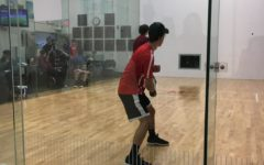 Racquetball on road to the national championships