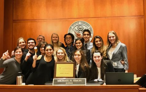 Mock trial defies odds and wins state