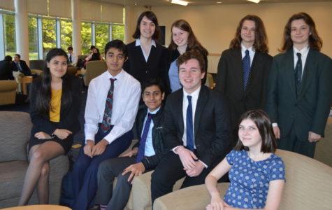 Debate takes fifth in state