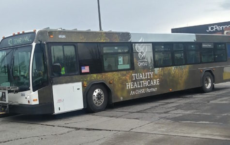 Photo of TriMet bus