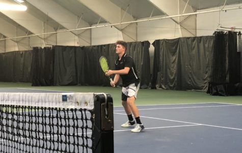 Shugar leads tennis team into state