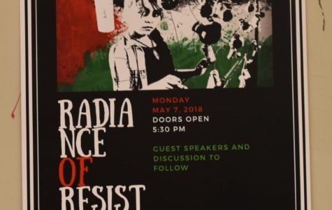 Radiance of resistance film screening promotes activism through art