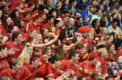 From one generation to the next, Lincoln's school spirit is unmistakable