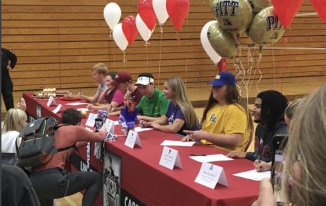 PIL sport awards and national signing day