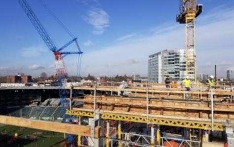Providence Park renovation nears completion