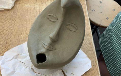 Ceramics show-cases student pottery