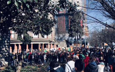 Climate walkout: environmental justice at Lincoln