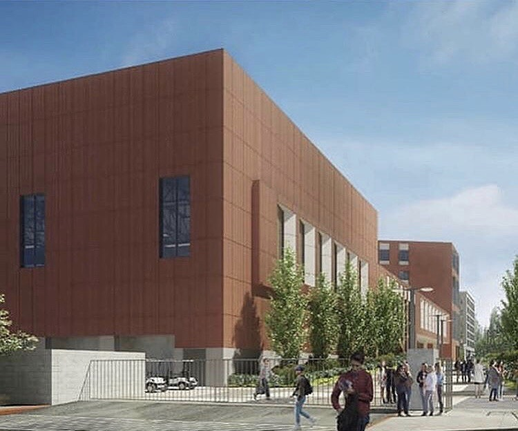 Construction on the new Lincoln building will kick off at the start of 2020. Photo Courtesy LINCOLN HIGH SCHOOL