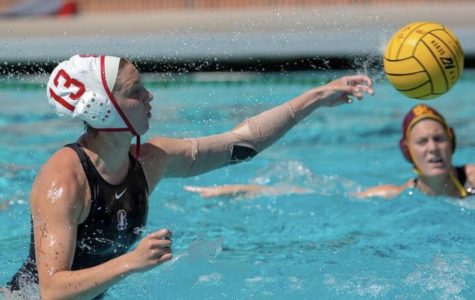 Former prominent water polo player keeps Lincoln above water