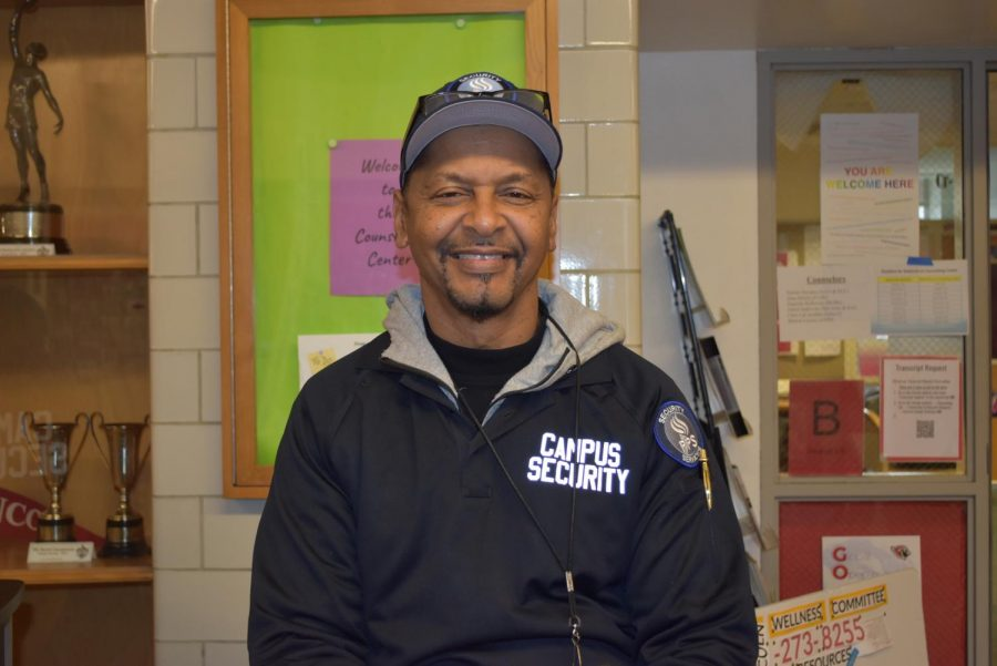 Lincoln's campus monitor, Stan Caples, is an impactful figure to students at Lincoln.