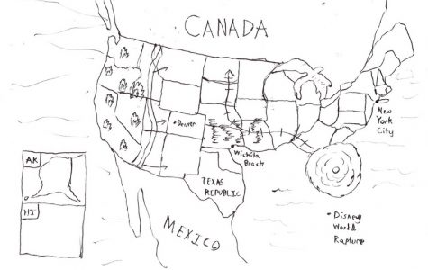 A realistic look into changing weather patterns across the U.S..