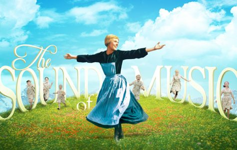 The Sound of Music official movie poster from the  1965 classic.