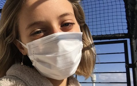 Sophomore Luna Abadia had been in Japan on an exchange from Lincoln since August of 2019. She was forced to return home March 22 due to the spread of Coronavirus.