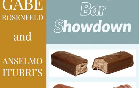 Gabe Rosenfeld and Anselmo Iturri rate the best candy bars on the market.