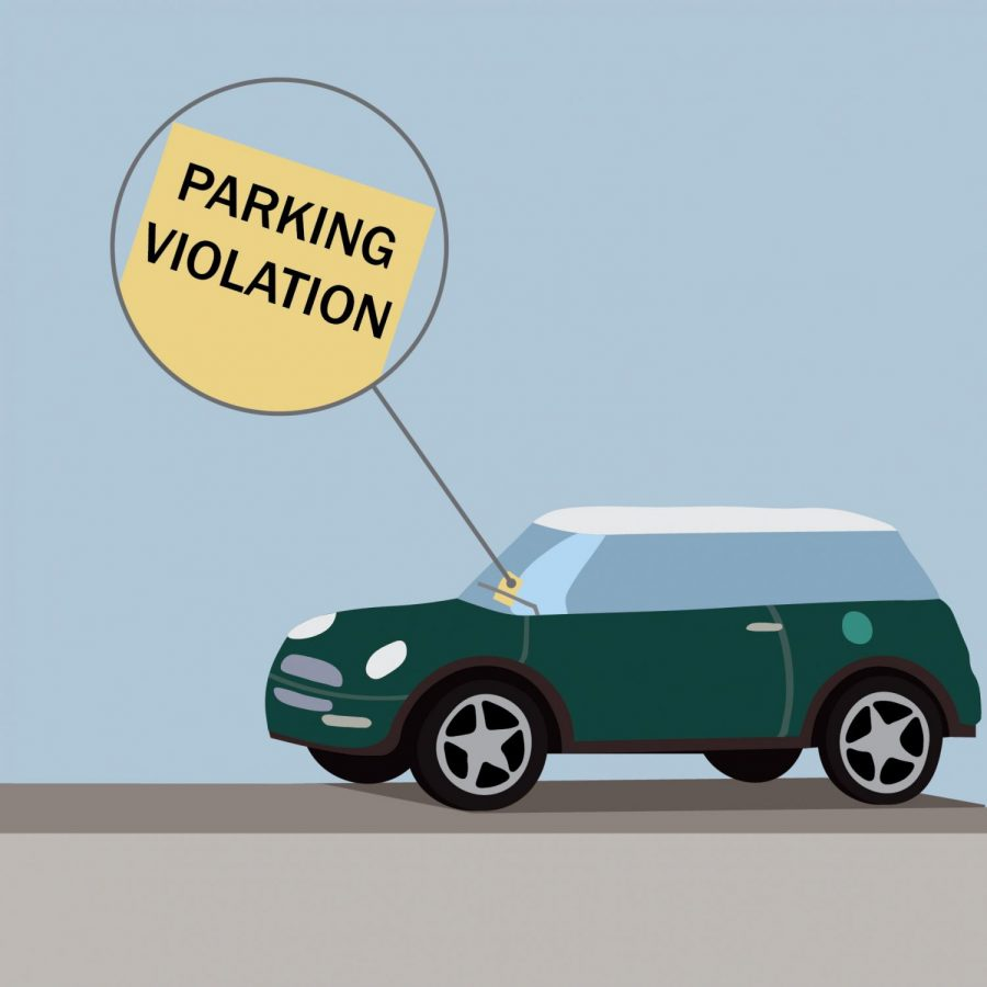 Students who rely on driving to school are financially burdened by expensive downtown parking, which is only slightly alleviated by a few Zone A permits designated for seniors.