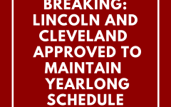 Cleveland. and Lincoln were approved by PPS Chief of Schools Shawn Bird to be exempt from the PPS four-classes per semester plan, The Cardinal Times confirmed with Peyton Chapman Monday.