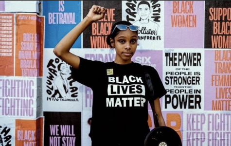 Junior Janiah Casey, an advocate for the Black Lives Matter movement and a youth leader for Fridays4Freedom, helped create the account @blackatlincoln along with junior Rio Meyer.