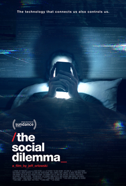 The Social Dilemma, a new documentary this fall from Netflix, explores how social media has permeated our everyday lives.