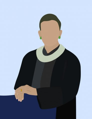 Lincoln students recognize RBG for the legacy she left. They admire her perseverance when fighting for women's rights, and how she inspired young women everywhere.