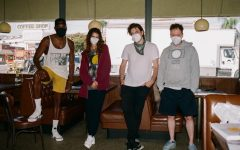 Cast and crew of Euphoria wear masks when off-set, while filming for special episodes.