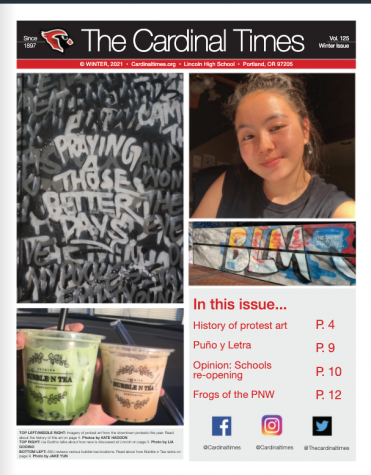 Read The Cardinal Times Winter 2021 issue now