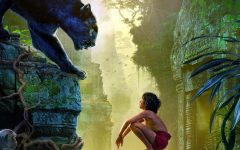 The Jungle Book movie poster.