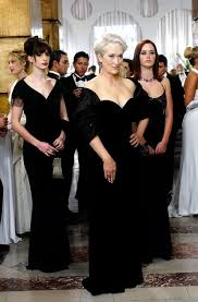 The Devil Wears Prada is an American comedy about the fashion design world.