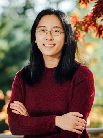 Former News & Features editor Isabella Lo will be attending Oregon State University in the fall.
