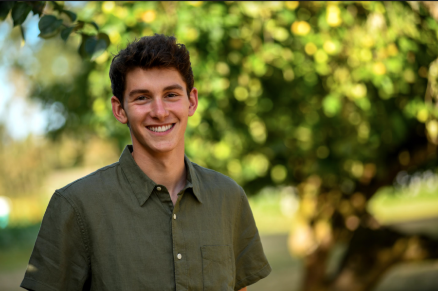 Former editor-in-chief Cole Pressler will be attending California Polytechnic State University in the fall.