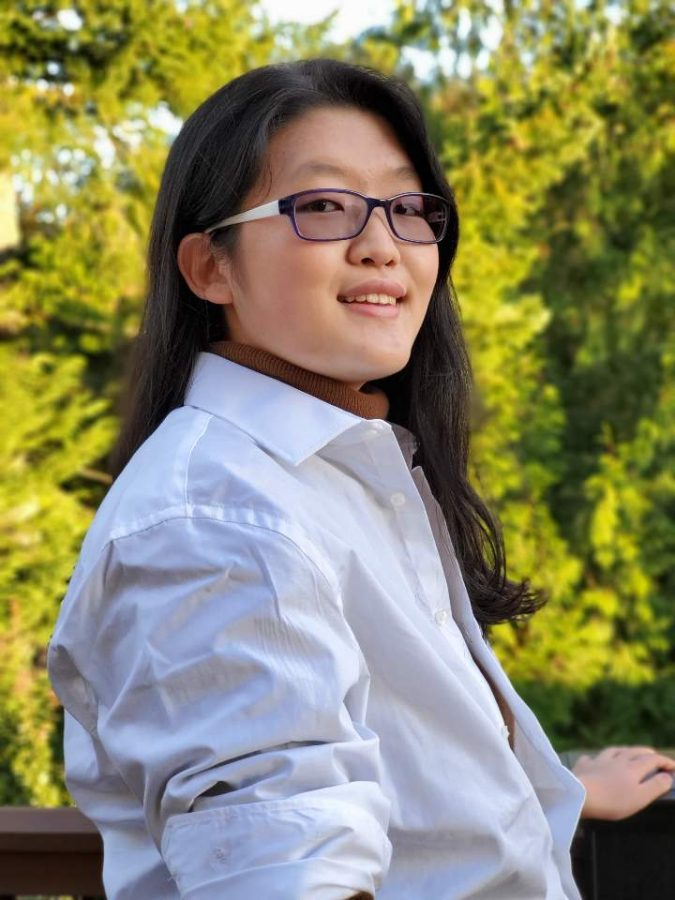 Senior Jina Lim was named this years Lincoln Rose Princess. She will now represent Lincoln at the Rose Festival and in the greater competition for Rose Queen.