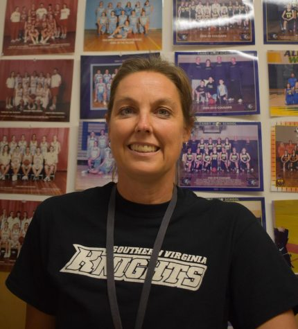 New boys varsity basketball coach, Heather Seely-Roberts, is excited to bring positive change to the program.