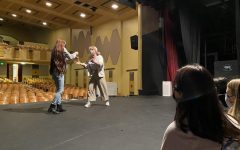 Theatre students are faced with new changes due to new mask requirements, and how this affects their performances.